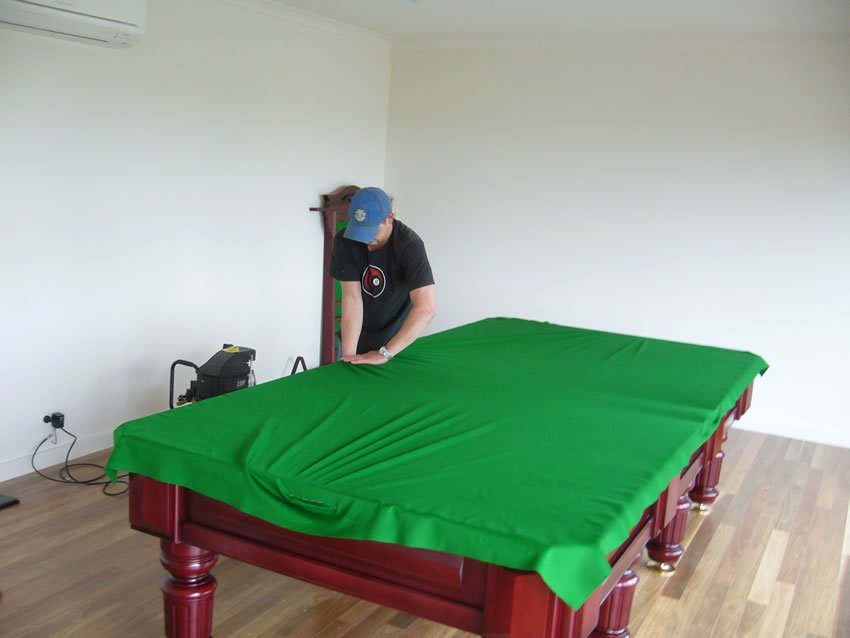 Pool Table Refelting Melbourne Pool Billiard Amp Snooker