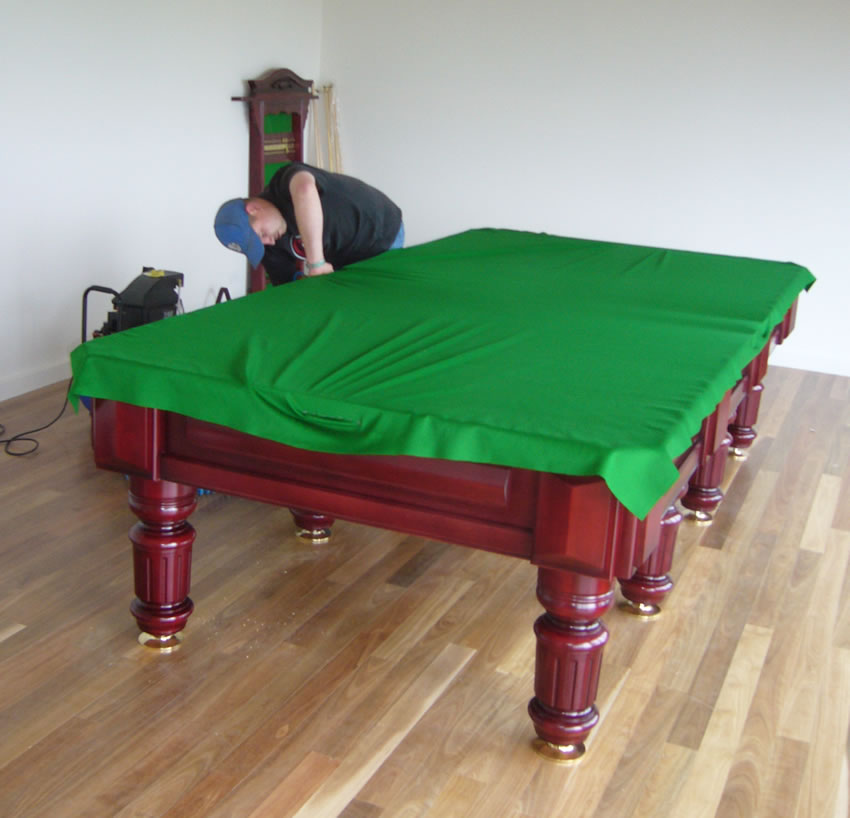 Pool Table Refelting Melbourne