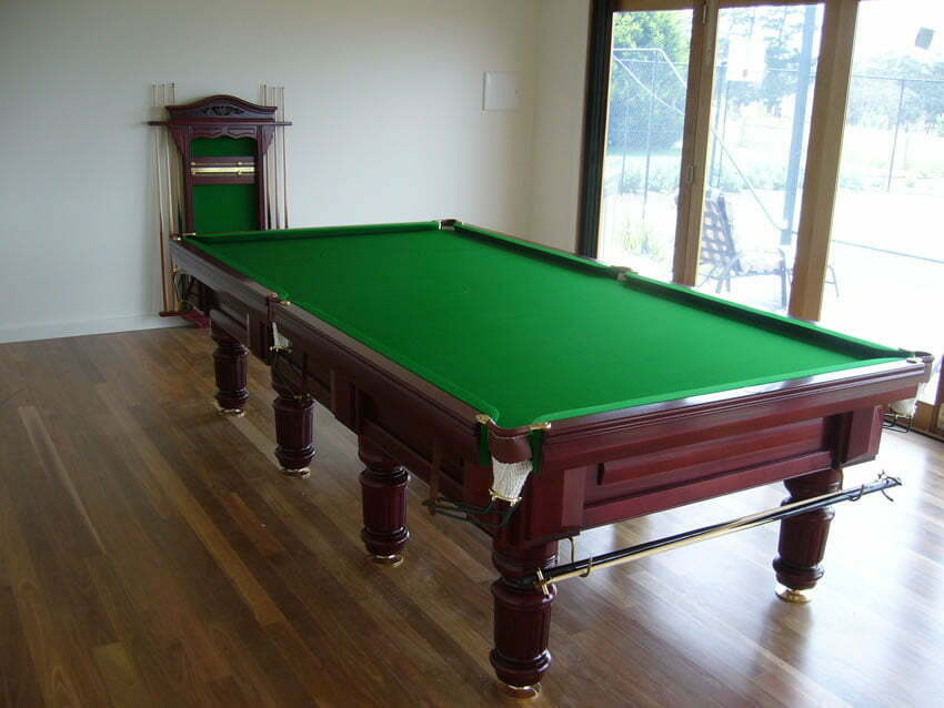 Pool Table Repair