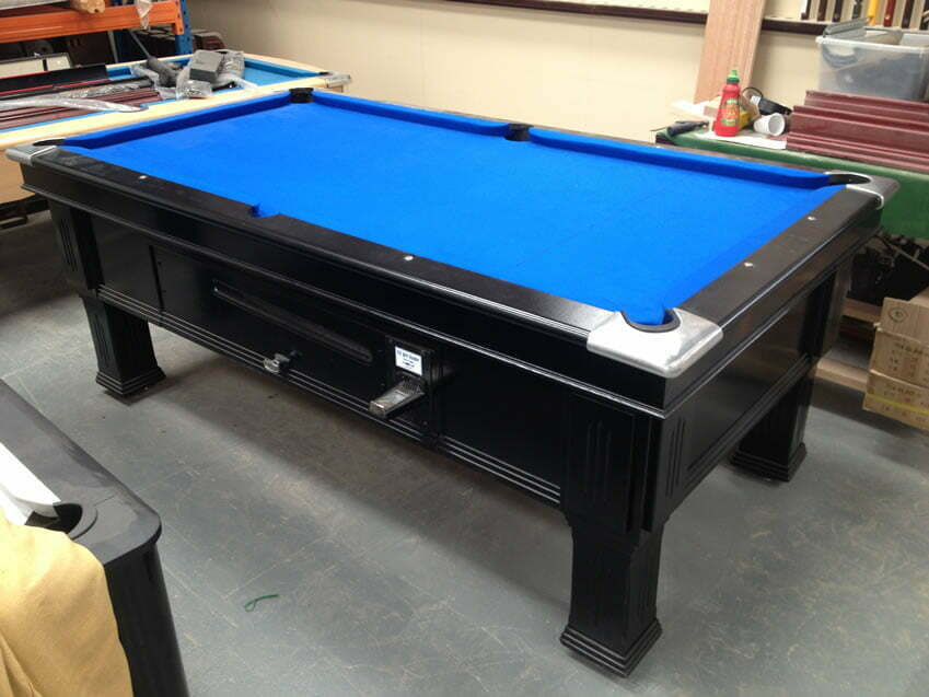 Coin Operated Pool Table Melbourne