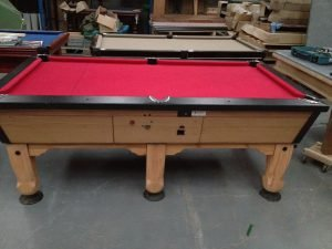 Coin Slot Pool Table Melbourne