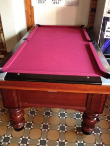 Melbourne Coin Operated Pool Tables