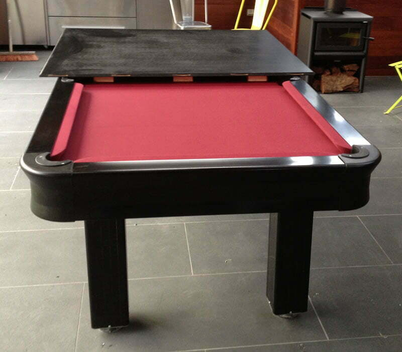 Melbourne Outdoor Pool Table